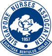 Singapore Nurses Association logo