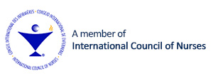 A member of International Council of Nursing